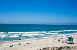 Surf Lessons in Carlsbad
