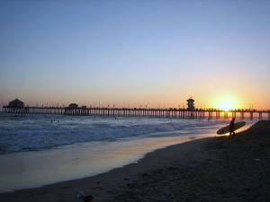 Surf Lessons in Huntington Beach