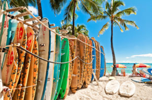 Types of Surfboards for a First-Time Buyer