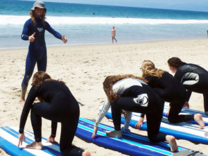 Open Group Surf Classes