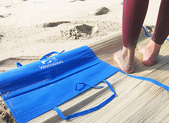 Wavehuggers Beach Mat - Photo #1