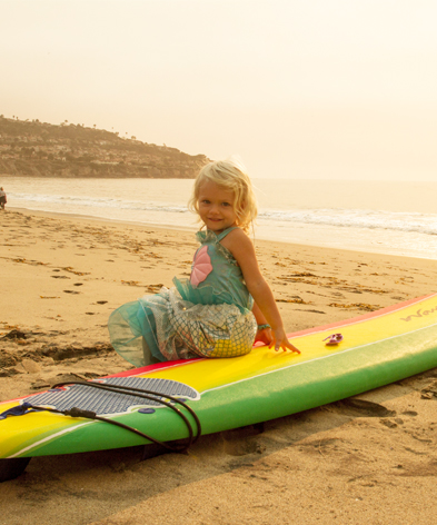 October Surf Lesson Discounts