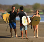 Surf Lessons with Wavehuggers in Southern California