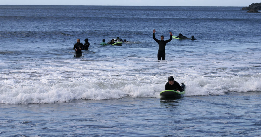 Recycle Old Wetsuits for Charitable Organizations