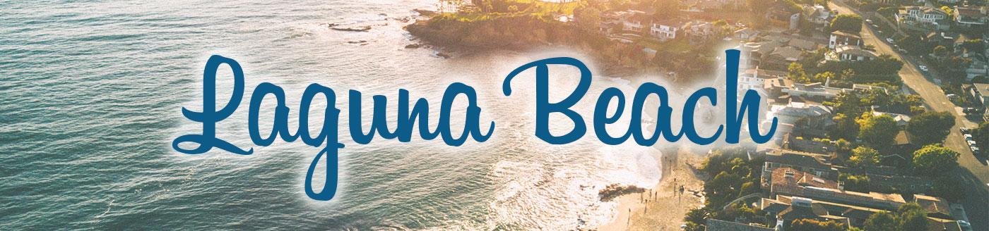 Laguna Beach Button