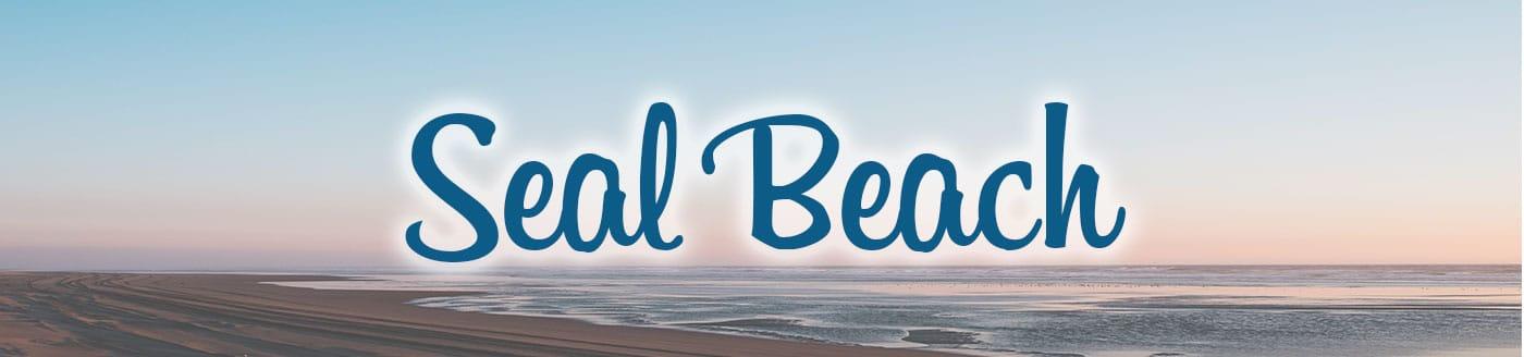 Seal Beach Button