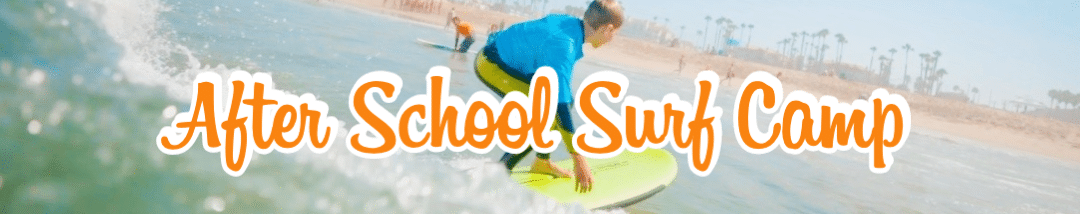 After School Surf Camp Button