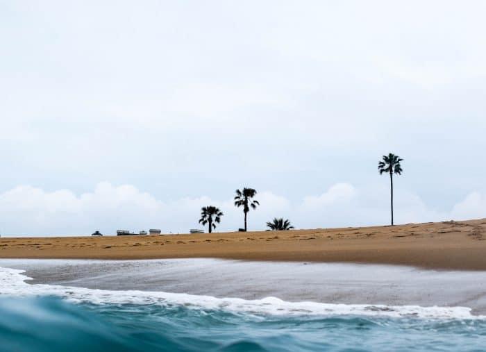 Newport Beach River Jetties