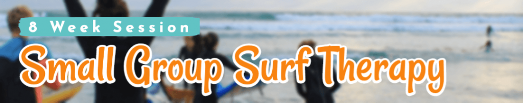 8 week session small group surf therapy button