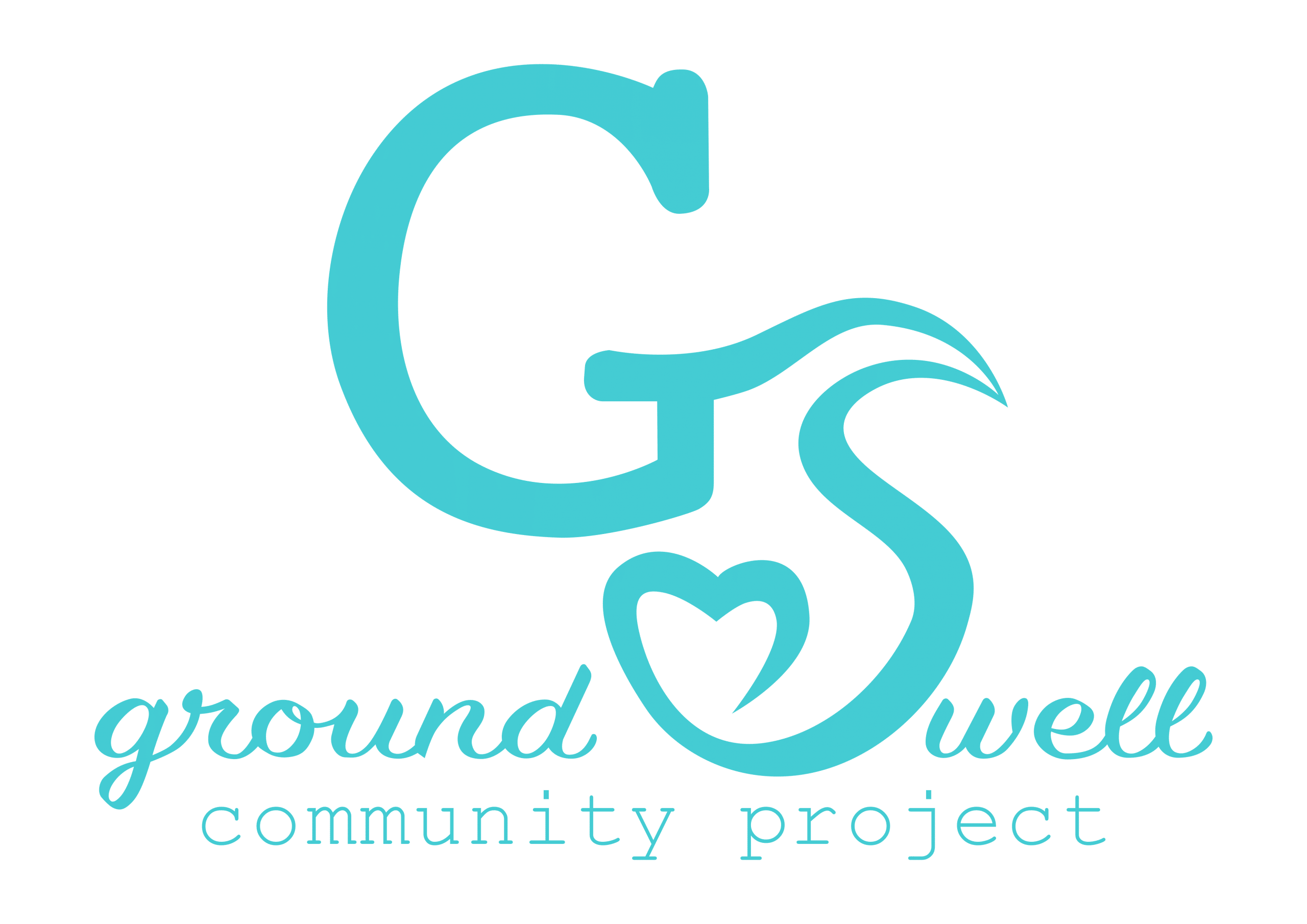 logo for Groundswell Community Project